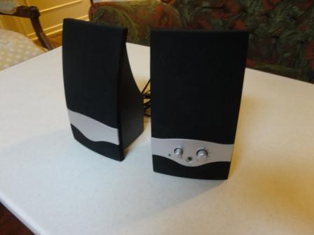 Speakers – $25