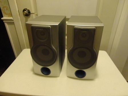 AIWA Speaker System – $40