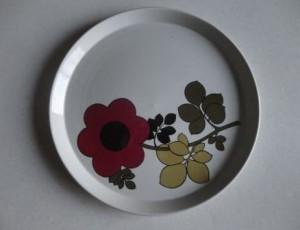 Flower Plate – $25