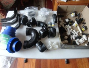 Spare Pipe Parts – $15