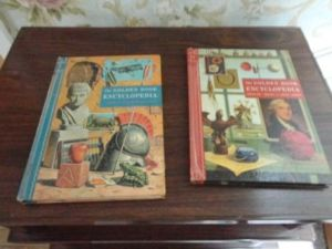 The Golden Book Encyclopedia 1960 – $20