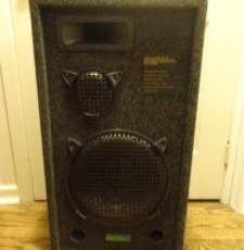 GRAFDALE PRO SERIES SPEAKERS – $80