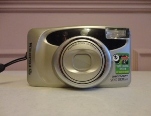 Fujifilm Camera – $20