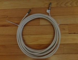 20′ TV Cable – $5