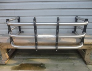 Bumper Brush Guard Bull Bar – $50