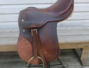 Horse Saddle – $95