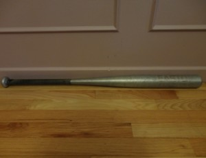 Easton Aluminum Softball Bat – $25