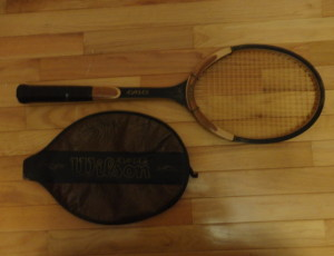 Wilson Advantage Tennis Racket – $45
