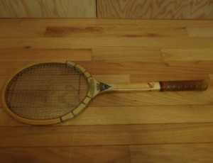 Jeliken's World Ace Tennis Racket – $25