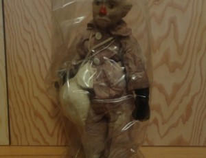 Clown Doll – $10