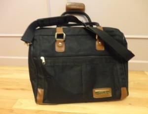 Carrying Travel Bag – $5