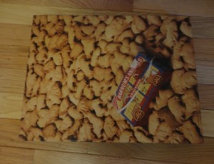 Animal Snackers Jigsaw Puzzle – $10