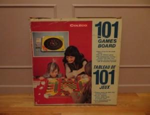 101 Games Board – $10