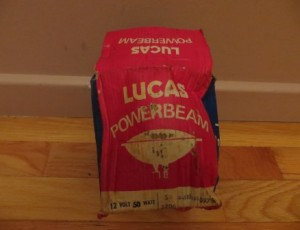 Lucas Power Beam Unit – $25