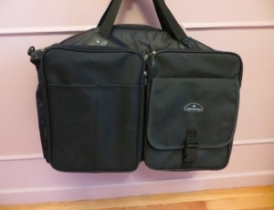 Samsonite Resizable Travel Bag – $10