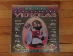 Professor Potto's Electricity Videolab – $10