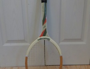 Slazenger Tennis Racket – $35