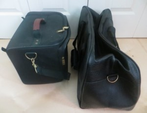 2 Travel Bags – $15