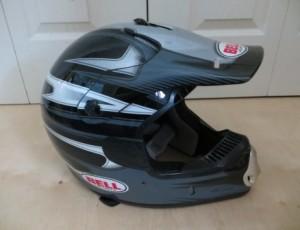 Bell Motorcycle Helmet – $65