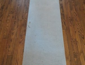 Carpet Runner – $5