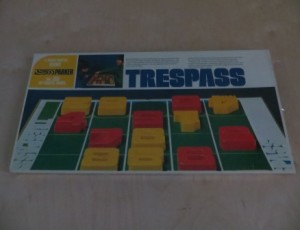 Trespass Board Game – $10