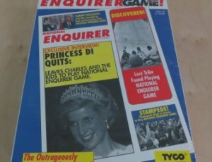 National Enquirer Game – $10