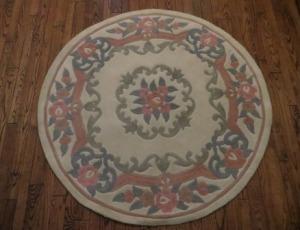 Circle Carpet – $75