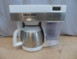 Black & Decker Coffee Maker – $55