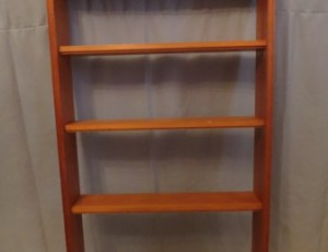 Solid Wood Shelf – $35