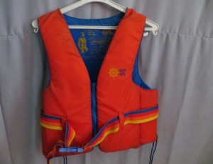 Buoy-O-Boy Life Jacket – $25