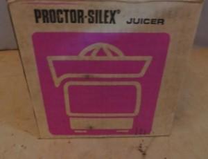 Proctor – Silex Vintage Juicer – $35