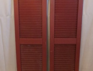 Non Movable Shutters – $50
