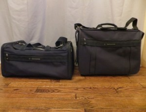 Samsonite 2 Piece Luggage Set – $30