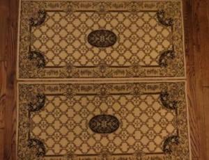 2 Wool Rugs – $30