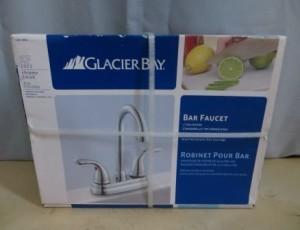 Glacier Bay Bar Faucet – $65