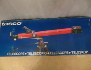 Tasco Telescope – $95