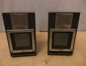Sony Speaker System – $20