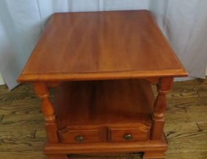 End Table – $65