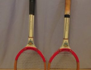 2 Paramount Tennis Rackets / Racquets – $30