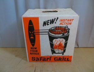 Safari Grill – $20