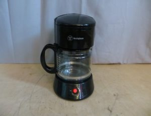 Westinghouse Coffee Maker – $20
