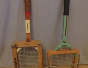 2 Tennis Rackets – $35