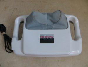 Pro-Shiatsu Portable Massager – $25