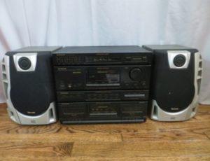 Stereo Double Cassette – $95