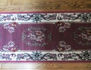 Runner rug – $65