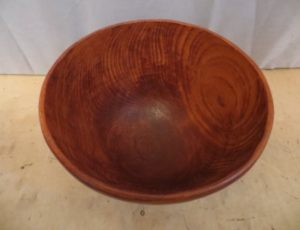 Wood Salad Bowl – $25