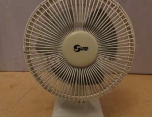 Super Desk Fan – $10