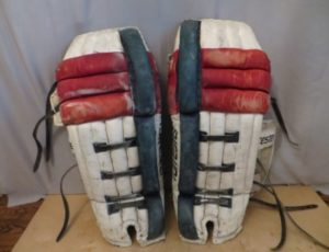 Forrester Hockey Pads – $95