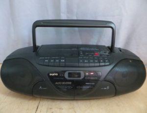 Sanyo Portable Stereo – $45