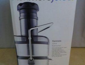 Kenmore Juice Extractor – $55